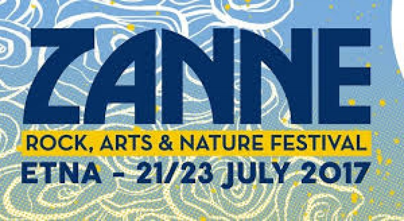 etna romance eventi ZANNE FESTIVAL 2017 - ROCK, ARTS & NATURE