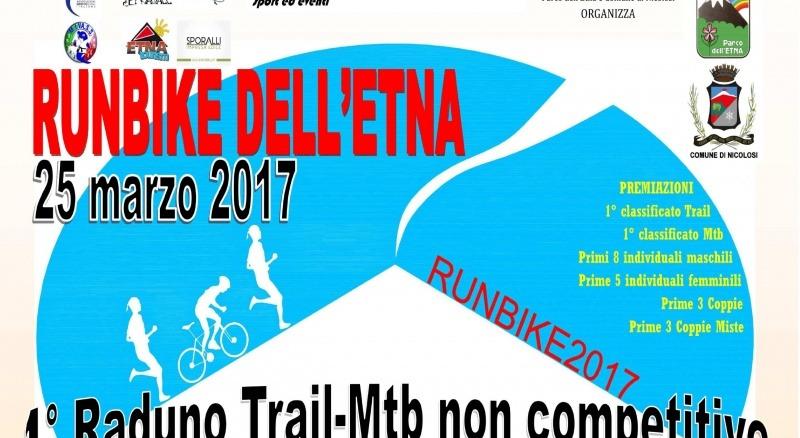 etna romance eventi Runbike dell' Etna - 25 Marzo 2017