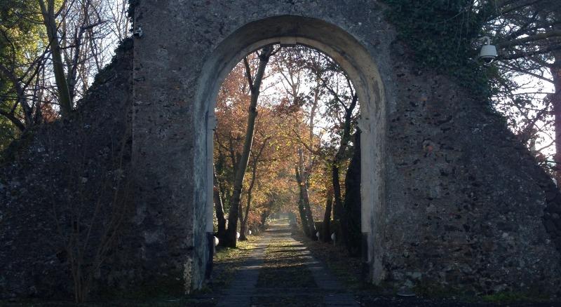 etna romance itinerari The Monastry of San Nicola l'Arena in Nicolosi