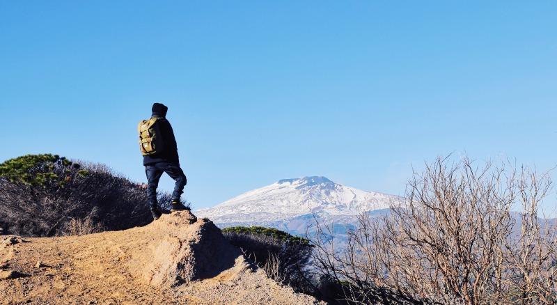 etna romance itinerari I Monti Rossi