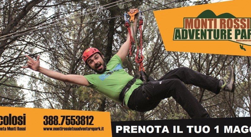 etna romance Monti Rossi Adventure Park