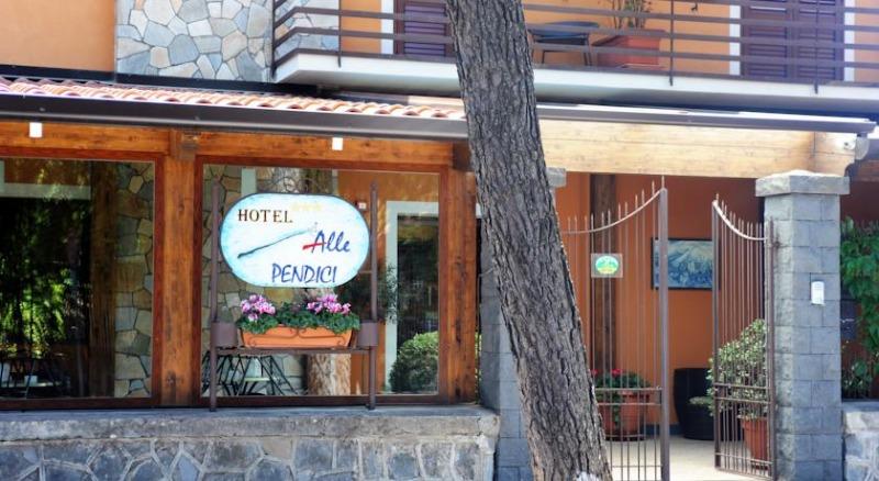 etna romance strutture Hotel alle Pendici