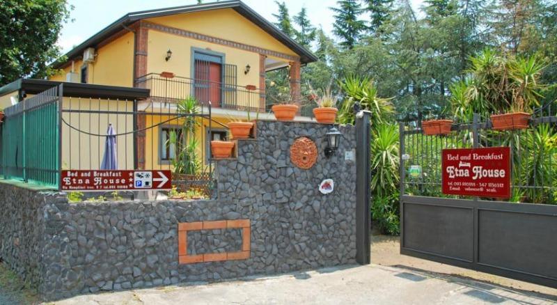 etna romance strutture Etna House